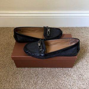 Coach Fortunata Loafer / Flat Dress Shoe